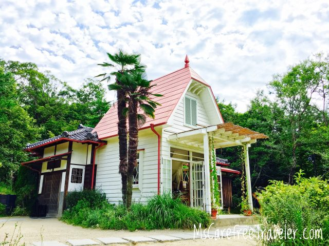 Real-Life Satsuki and Mei's House from My Neighbor Totoro
